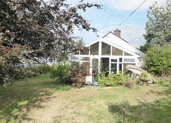 Thumbnail 2 bedroom bungalow for sale in Tors Road, Okehampton