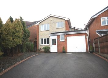 Thumbnail 3 bed detached house for sale in Monument Lane, Codnor Park, Nottingham