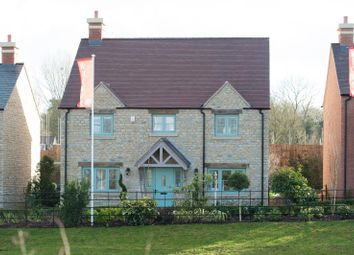 Thumbnail 4 bed detached house for sale in Ash Gardens, Burcote Park, Burcote Road, Wood Burcote, Towcester
