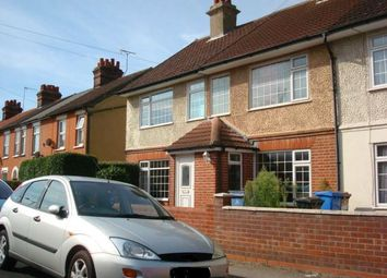 Thumbnail 2 bedroom end terrace house for sale in Kemball Street, Ipswich