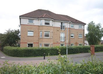 Thumbnail 2 bed flat for sale in Mcgurk Way, Bellshill