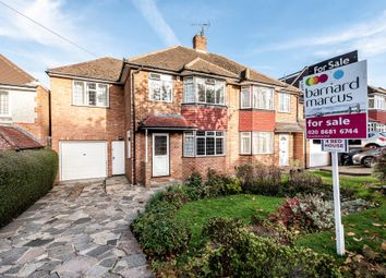 Thumbnail 4 bed semi-detached house for sale in Chestnut Grove, South Croydon