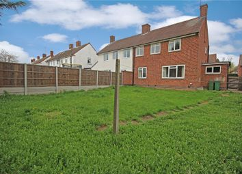 Thumbnail 3 bed semi-detached house to rent in Red Hill Avenue, Narborough, Leicester, Leicestershire