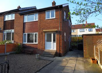 Thumbnail 3 bed end terrace house to rent in Valley View, Baildon, Shipley
