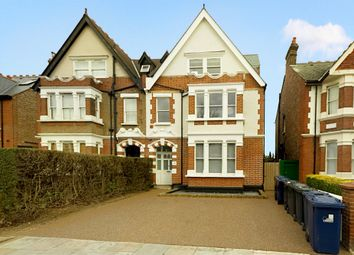 Thumbnail 2 bed flat to rent in Twyford Avenue, London
