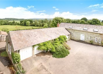 Thumbnail 5 bed equestrian property for sale in Sherborne Causeway, Shaftesbury