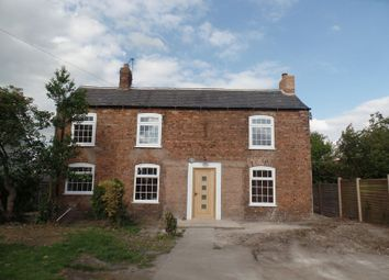 Thumbnail 3 bed detached house to rent in Wragby Road, Bardney, Lincoln