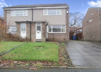 Thumbnail 2 bedroom semi-detached house for sale in Sanderling Road, Stockport