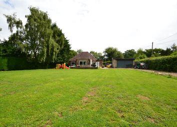 Thumbnail 4 bedroom detached bungalow for sale in Broadbridge Lane, Smallfield, Horley