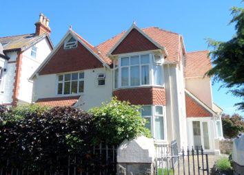 Thumbnail 2 bedroom flat for sale in Garth Court, Abbey Road, Llandudno