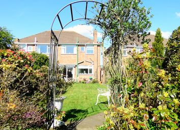 Thumbnail 3 bed semi-detached house for sale in Cheltenham Road, Leicester