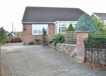 Thumbnail 3 bed property for sale in Hollingarth Way, Hemyock, Cullompton