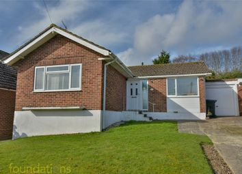 Thumbnail 2 bedroom detached bungalow for sale in Haslam Crescent, Bexhill-On-Sea, East Sussex