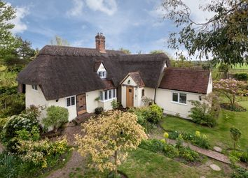 Thumbnail 4 bed cottage for sale in Brick End, Broxted, Dunmow