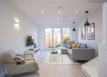 Thumbnail 4 bed terraced house for sale in New Trinity Road, East Finchley, London