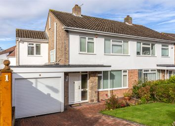 Thumbnail 3 bed semi-detached house for sale in Pinewood Close, Bristol