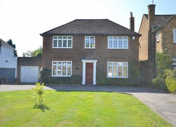 Thumbnail 4 bedroom link-detached house to rent in Kingwell Road, Hadley Wood, Hertfordshire