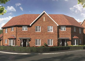 "Thumbnail 4 bed semi-detached house for sale in ""The Keelcroft"" at Nosworthy Way, Mongewell, Wallingford"