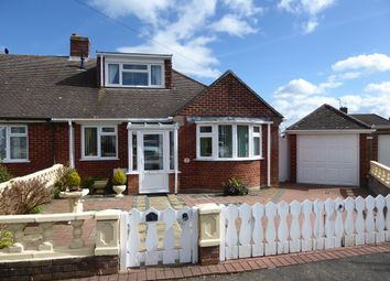 Thumbnail 3 bed semi-detached bungalow for sale in Lea Close, Yeovil