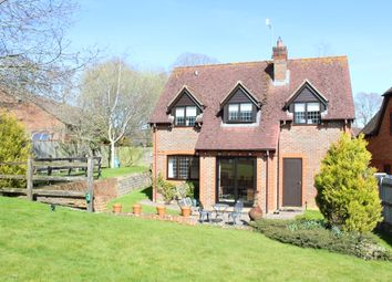 Thumbnail 4 bed detached house for sale in Flintjack Place, Lambourn