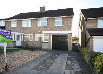 Thumbnail 3 bed semi-detached house for sale in St Peters Close, Chippenham, Wiltshire