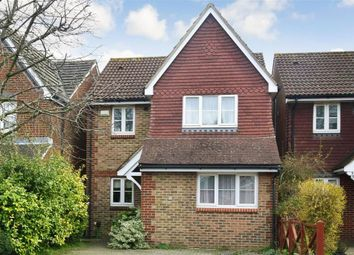 Thumbnail 3 bed detached house for sale in Homeland Drive, Sutton, Surrey