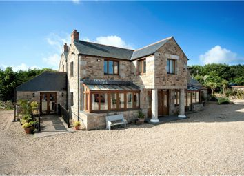 Thumbnail 4 bed detached house to rent in Goonearl, Redruth