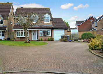 Thumbnail 4 bed detached house for sale in Herbert Road, Grange Farm, Kesgrave, Ipswich