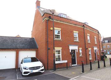 Thumbnail 3 bedroom town house for sale in Casterbridge Road, Swindon