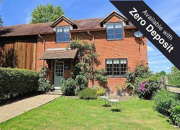 Thumbnail Semi-detached house to rent in New Street, Stratfield Saye, Reading