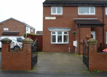 Thumbnail 3 bed end terrace house for sale in Crinklewood, Middlesbrough