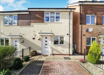 Thumbnail 2 bed semi-detached house for sale in Webley Grove, Dudley, West Midlands