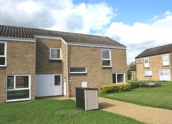 Thumbnail 3 bed end terrace house for sale in Walnut Close, Raf Lakenheath, Brandon