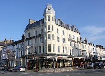 Thumbnail Leisure/hospitality for sale in Former Alexandra Hotel, 11 Clonmel Street, Llandudno