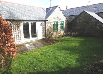 Thumbnail 1 bed farmhouse to rent in Steppy Downs Road, St Erth-Praze, Hayle