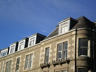 Thumbnail 2 bed flat to rent in Ward Road, Dundee