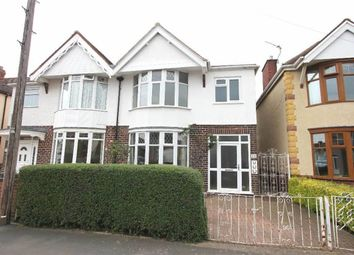 Thumbnail 3 bedroom semi-detached house for sale in Strathmore Road, Hinckley