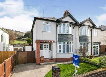 Thumbnail 3 bed semi-detached house for sale in Bryn Llys, Meliden, Prestatyn, Denbighshire