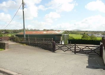 Thumbnail Land for sale in Building Plot Adjacent To Golygfa, Crosswell Turn, Nr Eglwyswrw, Crymych, Pembrokeshire