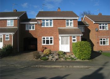 Thumbnail 4 bed link-detached house for sale in Bell Street, Claybrooke Magna, Lutterworth, Leicestershire