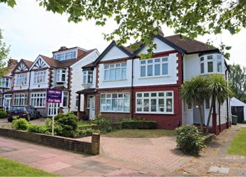 Thumbnail 3 bed semi-detached house for sale in Manor Park Road, West Wickham
