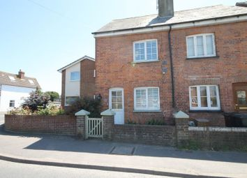 Thumbnail 3 bed end terrace house to rent in Main Road, Southbourne, Emsworth