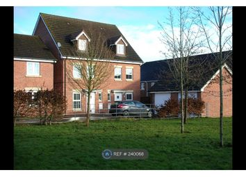 Thumbnail 4 bed semi-detached house to rent in Horse Guards Way, Thatcham