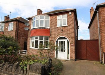 Thumbnail 3 bed detached house to rent in Elvaston Road, Wollaton, Nottingham