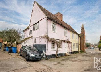 Thumbnail 3 bedroom semi-detached house for sale in Angel Street, Hadleigh, Hadleigh