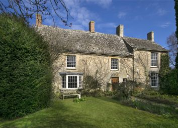 Thumbnail 6 bed detached house for sale in Church Hanborough, Witney, Oxfordshire