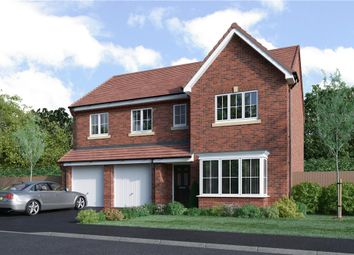 "Thumbnail 5 bedroom detached house for sale in ""Buttermere"" at Hemsworth Road, Sheffield"