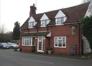 Thumbnail Leisure/hospitality to let in The Chequers, Millbrook, Bedford