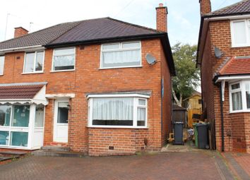 Thumbnail 3 bed semi-detached house for sale in Collingwood Drive, Great Barr, Birmingham