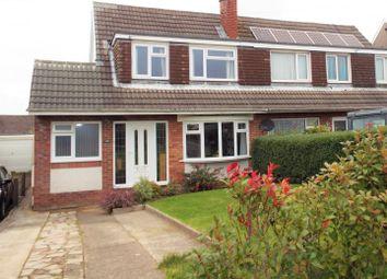 Thumbnail 3 bedroom semi-detached house for sale in 480 Hendrefoilan Road, Killay, Swansea